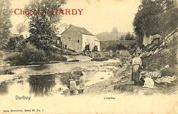 027 397 - CPA - Belgique - Durbuy - L'Ourthe - Durbuy