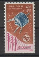 Saint Pierre Et Miquelon 1965 UIT PA 32 Neuf ** MNH - Airmail