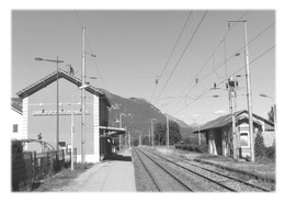 SAINT-PIERRE-EN-FAUCIGNY - La Gare - Autres Communes