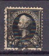 Etats Unis 1895 Yvert 120 Oblitere Type V. - Used Stamps