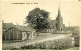 027 403 - CPA - Belgique - Cerexhe-Heuseux - Place De L'Eglise - Soumagne