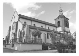 SALES - L'église Saint-Pierre - Autres Communes