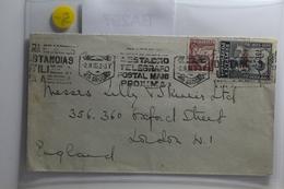 Portugal 546 Auf Brief Als Mischfrankatur Azoren #BA297 - Portogallo