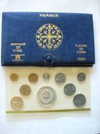 FRANCE COFFRET FLEUR DE COINS 1980 - Other