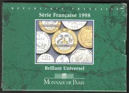FRANCE COFFRET B.U. 1998 - Other