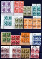 HELVETIA - Selectie Nr 405 - Dienstmarken - MNH**/o - Cote 100,00 € - Oficial