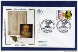 FDC  - 3146 - Edit De Nantes - 1990-1999