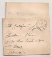 1917 POSTA MILITARE 112 /  ALBANIA   C277 - Albanie