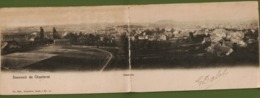 Charleroi Souvenir De Charleroi Panorama 2 Volets - Charleroi