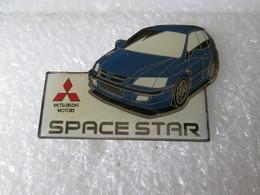 PIN'S   MITSUBISHI  SPACE STAR - Mitsubishi