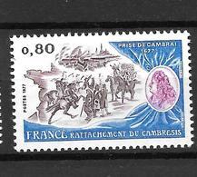 1977 -   France - Rattachement Cambrésis- YT 1932 - MNH** - Nuovi