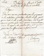 Floréal An 2 (1794) - Payement De LA CONTRIBUTION PATRIOTIQUE - - Historische Documenten
