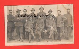 Alpini Foto Di Gruppo 1922 Da Alpino Di Enego Vi - Guerra, Militari