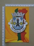 PORTUGAL - VILA NOVA DE GAIA -  PORTO -   2 SCANS     - (Nº35347) - Porto