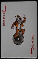 JOKER CLOWN Circus Playing Card Carte à Jouer Cirque - Cartes à Jouer Classiques