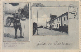 ITALIA - LOMBARDONE (torino) - Leggi Testo ...... Animata, Viag.1916 For. Piccolo - 2020-B-32 - Italia