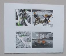 Faroer-Faroe 2020 Cept PF  From Booklet - 2019