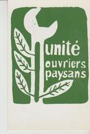 MAI 68  ATELIER POPULAIRE ' ( .unite Ouvriers Paysans.) - Demonstrations