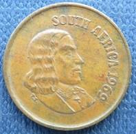 Afrique Du Sud 1 Centime 1969 - South Africa