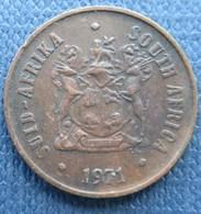 Afrique Du Sud 1 Centime 1971 - South Africa
