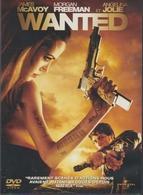 DVD - WANTED En Parfait état Sans Blister - Acción, Aventura