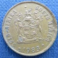 Afrique Du Sud 1 Centime 1983 - South Africa