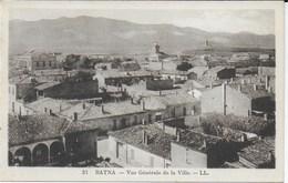Batna - Vue Générale De La Ville - Batna