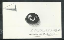 Buvard. Boulet De Charbon Le Croissant De Le Compagnie Des Mines De La Grand Combe (Gard); état Neuf - Buvards, Protège-cahiers Illustrés
