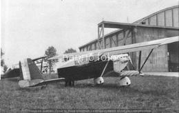 PHOTO AVION    BREGUET 270 A2 N°22 VERSION CONSTRUIT INTERIEUR DITE DE Cd  RETIRAGE REPRINT - Aviation