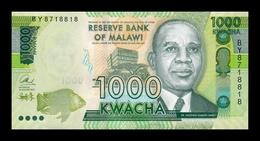 Malawi 1000 Kwacha 2017 Pick 67 New SC UNC - Malawi