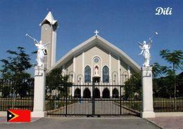 1 AK Osttimor / Timor * Die Kathedrale Von Dili - Sie Befindet Sich In Vila Verde Ortsteil Der Landeshauptstadt Dili * - Timor Oriental