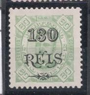 Cabo Verde, 1902, # 71 Dent. 11 3/4, MH - Islas De Cabo Verde