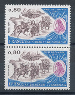 1932** Rattachement Du Cambrésis (x2) - France