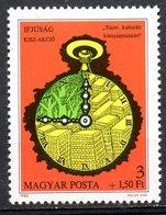 HONGRIE. N°2723 De 1980. Protection De L'environnement. - Environment & Climate Protection