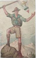 CORPO NAZIONALE GIOVANI ESPLORATORI ITALIANI   1951 - Scoutismo