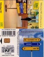 TARJETA TELEFONICA DE LUXEMBURGO. TP37 (030) - Luxembourg