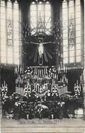 Binche NA44: St Ursmer 1922 ( Photo-carte ) - Binche