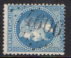 FRANCE ( OBLITERATION LOSANGE ) GC  4606  Durmenach Haut-Rhin  , COTE  125.00  EUROS , A  SAISIR . R 7 - Marcophilie (Timbres Détachés)