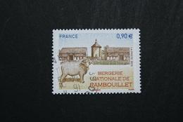 FRANCE 2010   YTN°4444      BERGERIE NATIONALE DE RAMBOUILLET     Cachet  ROND    ( A Voyagé) - France