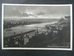 - AK Koblenz - Abendstimmung - Koblenz