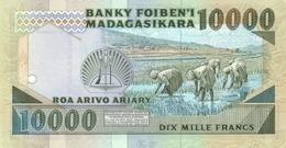 MADAGASCAR P. 74b 10000 F 1998 UNC - Madagascar