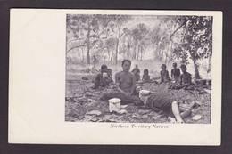 CPA Australie Aborigènes Australia Non Circulé Nu Féminin Nude Ethnic - Aborigenes