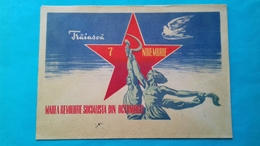 Romania Rumanie Prahova Valea Calugareasca Telegrama Invitatie Propaganda - Rumania