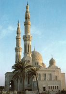 1 AK Dubai * Die Jumeirah Moschee In Dubai * - Dubai