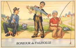 Falisolle NA6: Bonjour De Falisolle - Sambreville