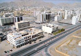 1 AK Oman * Blick Auf Die Stadt Muttrah - Luftbildaufnahme * - Oman