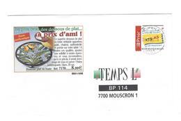 Enveloppe Nr 3355 Ca Eupen - Belgique