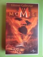 Cassette Vidéo - La Momie - Edition Collector - Universal - Actie, Avontuur
