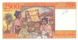 MADAGASCAR P. 81 2500 F 1998 UNC - Madagascar