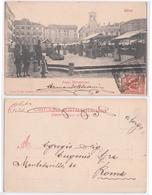 Udine - Piazza Mercatonuovo, 1900 - Udine